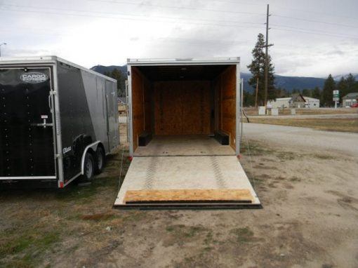 2020 Cargo Express Ex Series 8.5'x16'x7′ tall Enclosed Trailer