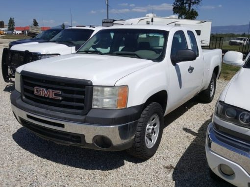 2009 GMC Sierra 1500 Work Truck Ext. Cab Short Box 4WD