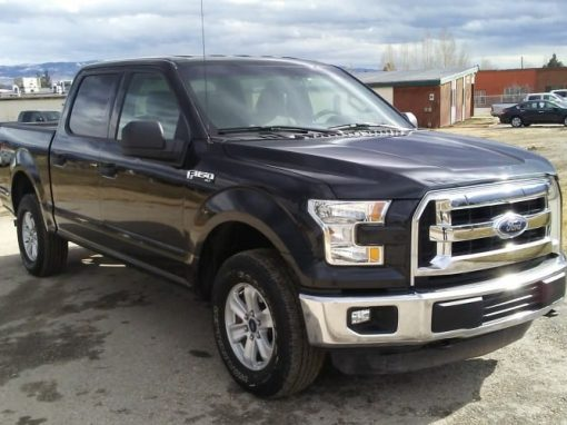 2015 Ford F150 Supercrew XLT 4WD – REDUCED!!