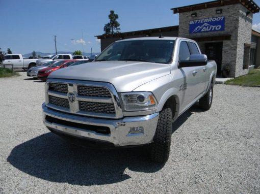 2016 Ram Ram Pickup 2500 Laramie 8074