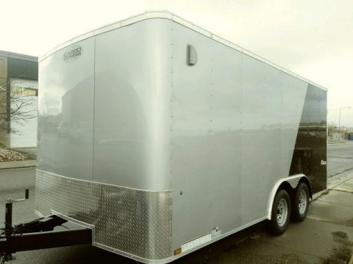 2021 New Cargo Express Ex Series Enclosed trailer