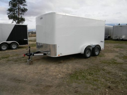 2021 Cargo Express Ex Series 7'x14′ x7'tall Enclosed Trailer